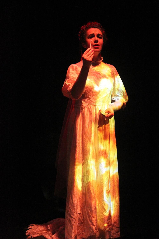 The Lady of Satis House 2012 © Claire Shovelton