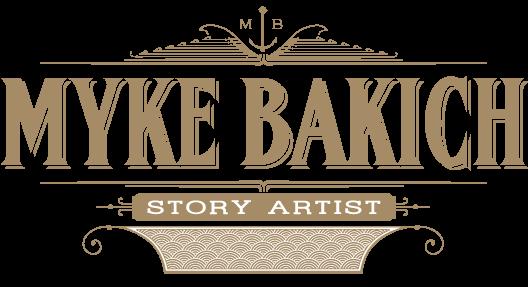 MYKE BAKICH - STORYBOARD ARTIST