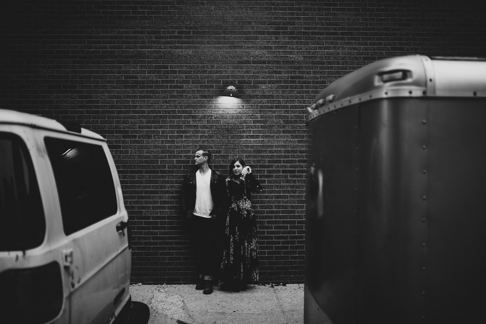 Free Spirit Downtown Columbus Ohio Anniversary Engagement Photography