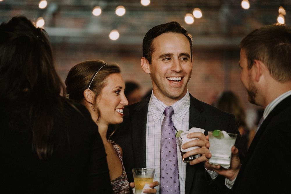 Wedding Reception Details - Strongwater Wedding - Columbus Ohio Wedding Photography