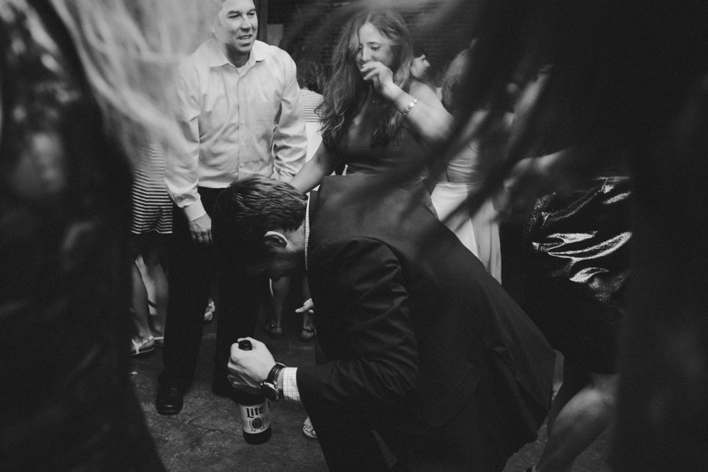 Party Time - Wedding Reception Details - Strongwater Wedding - Columbus Ohio Wedding Photography