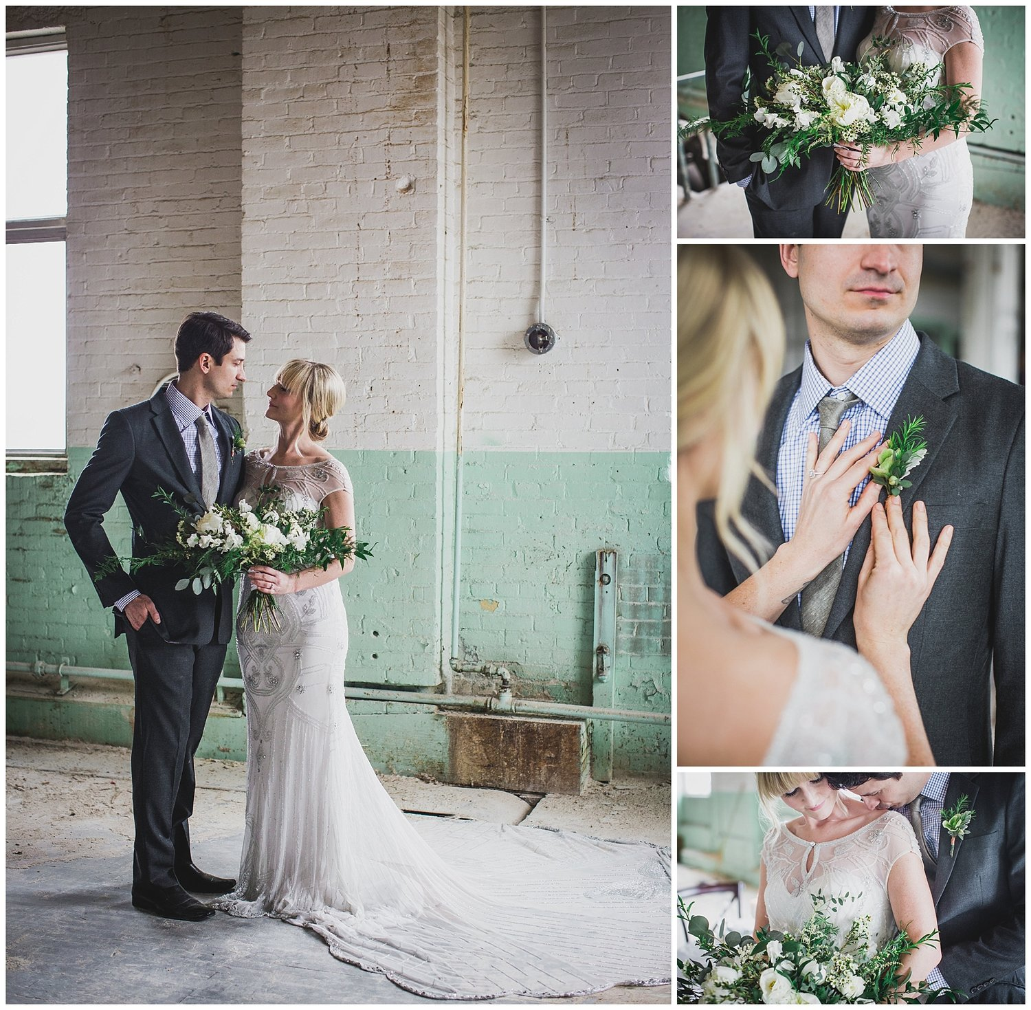 Industrial Styled Shoot — Casey Nolin Photography