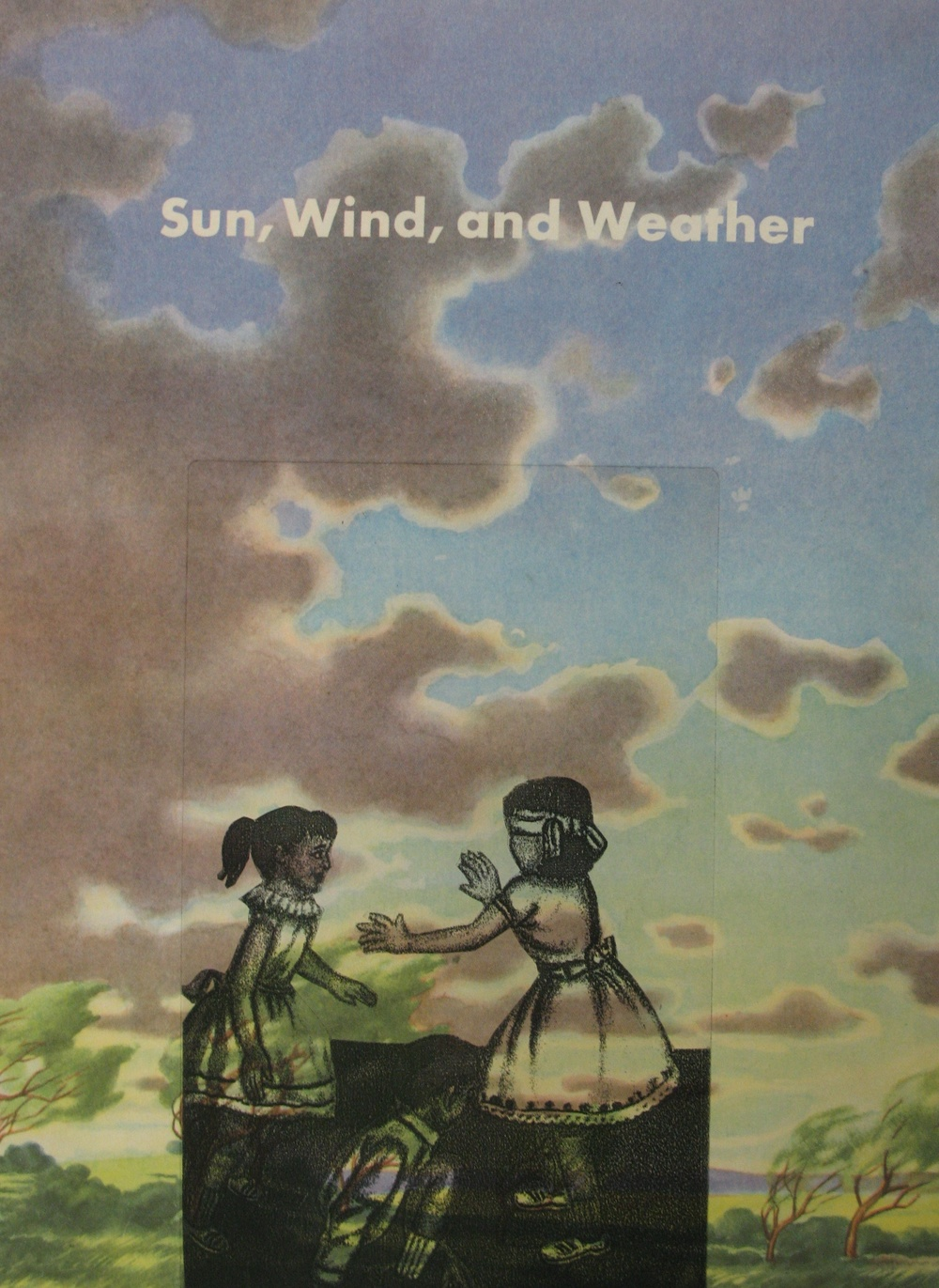 """Sun, WInd and Weather"""