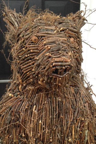 """Root Bear"" (Detail)"