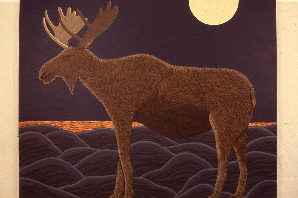The Last Moose