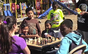 Elm Playlot, a pilot project of Pogo Park in Richmond, CA.