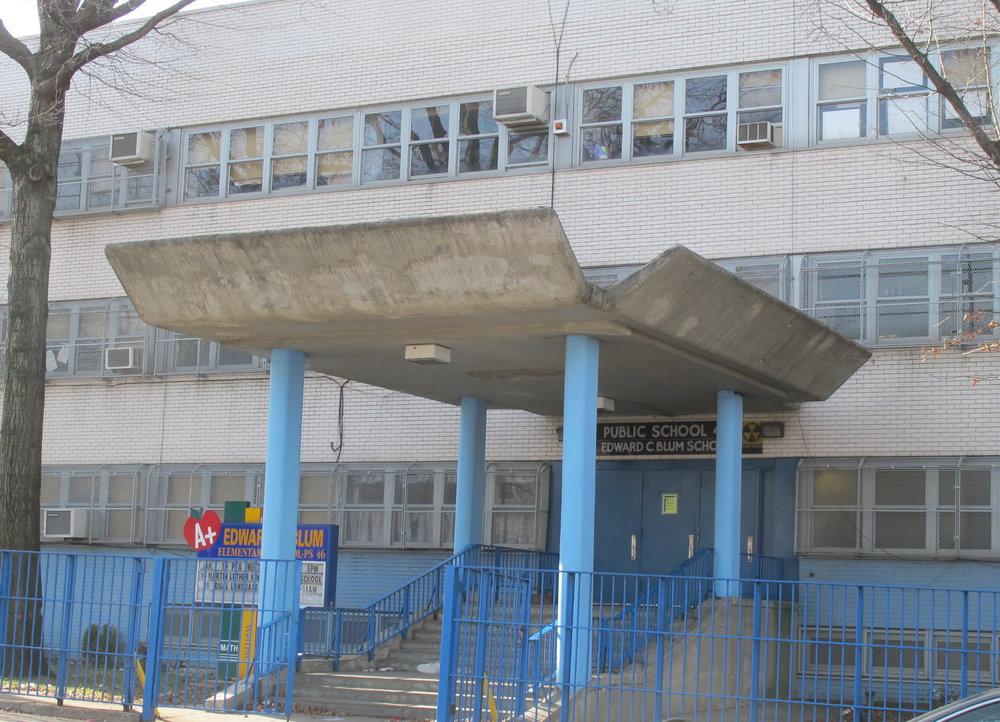 Edward C. Blum Public School 46K