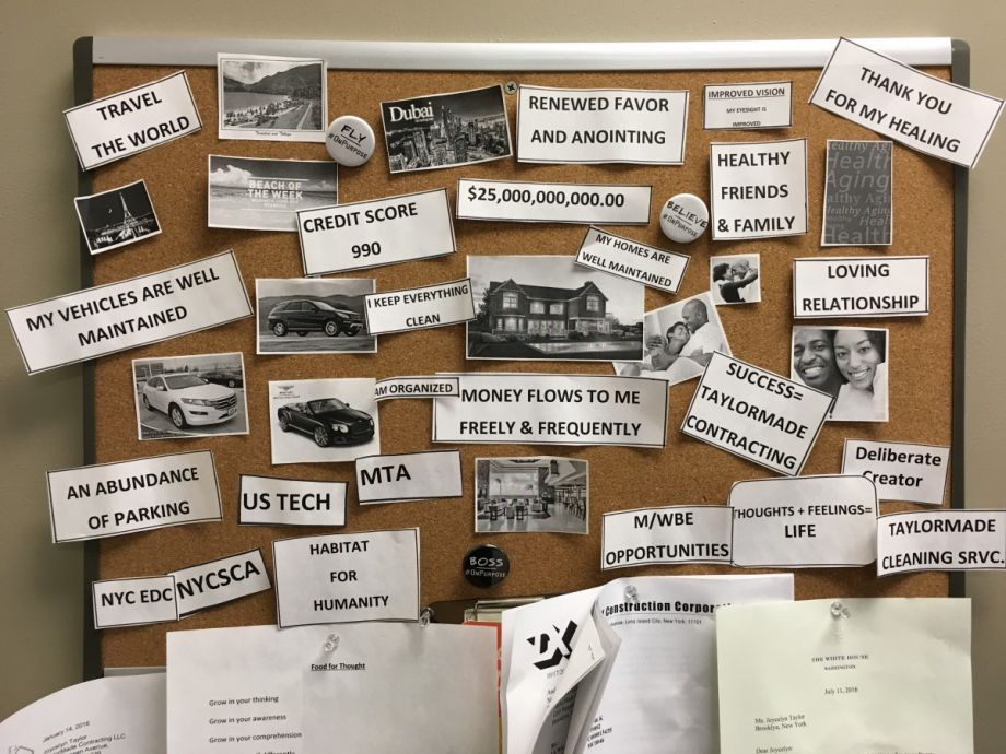 TaylorMade Bulletin Board.JPG