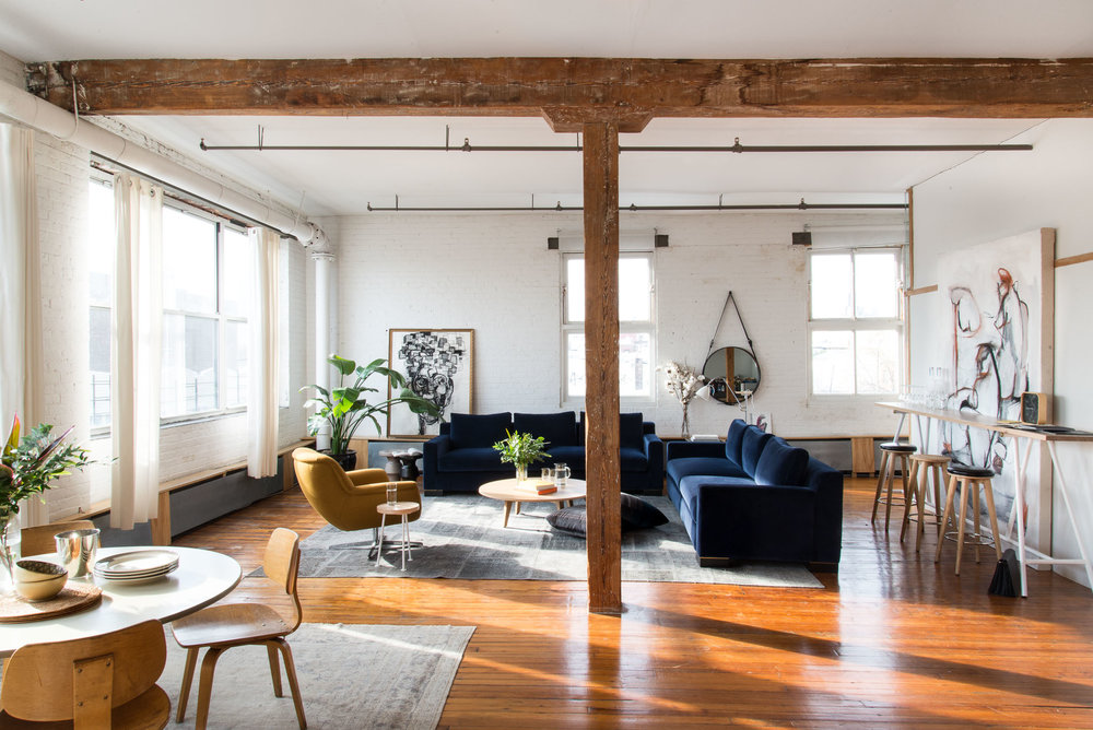 williamsburg  loft -