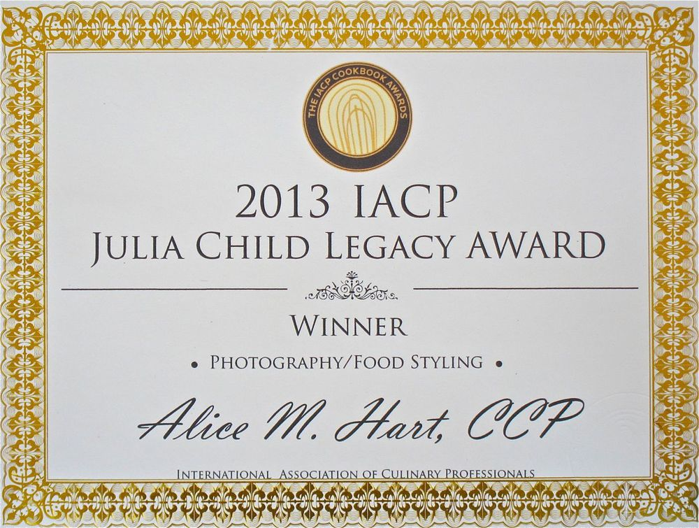 Julia Child Legacy Award Cert..jpg