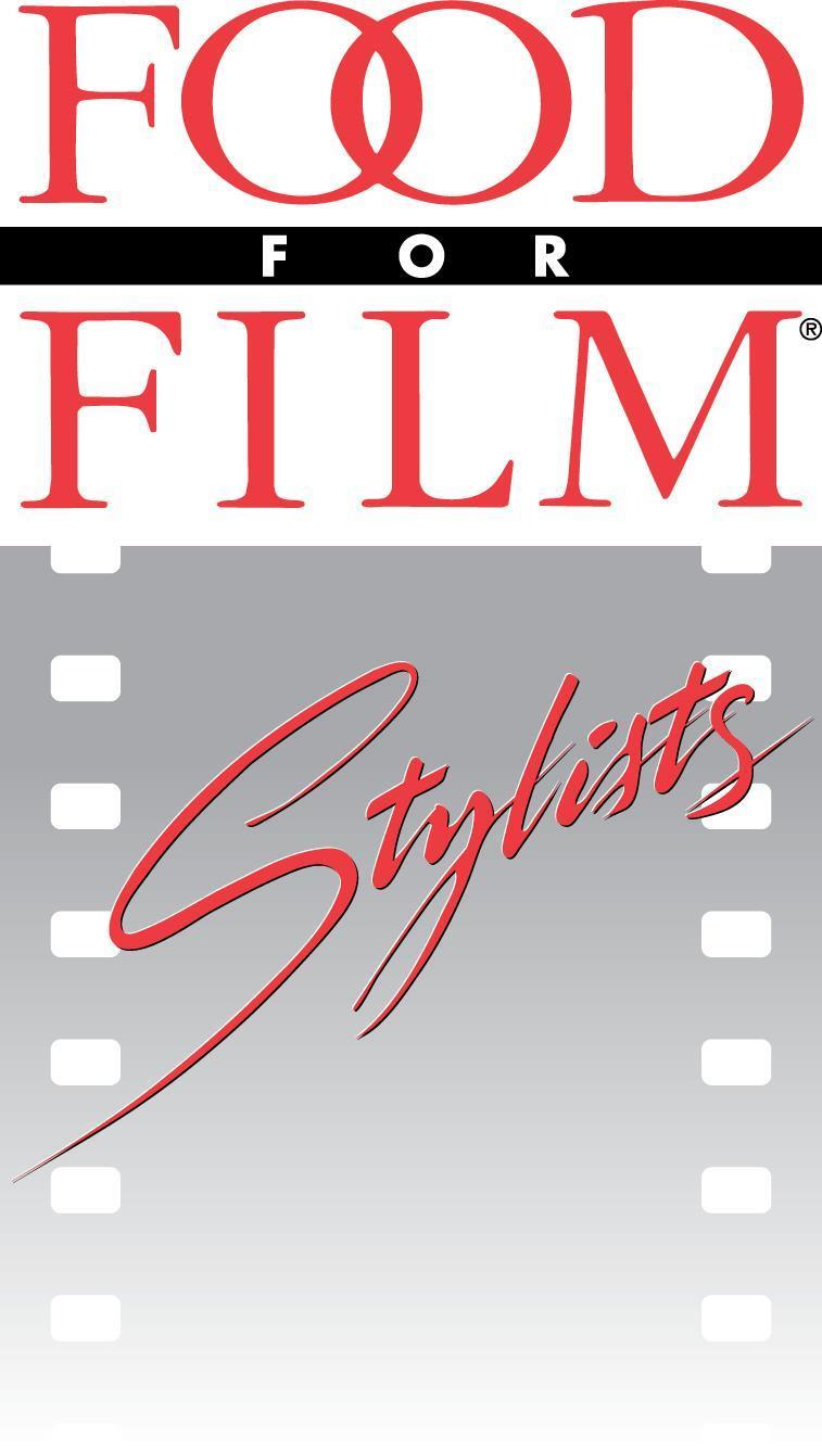 Alice M. Hart, Award-Winning Food Stylist -Food For Film Stylists® Los 