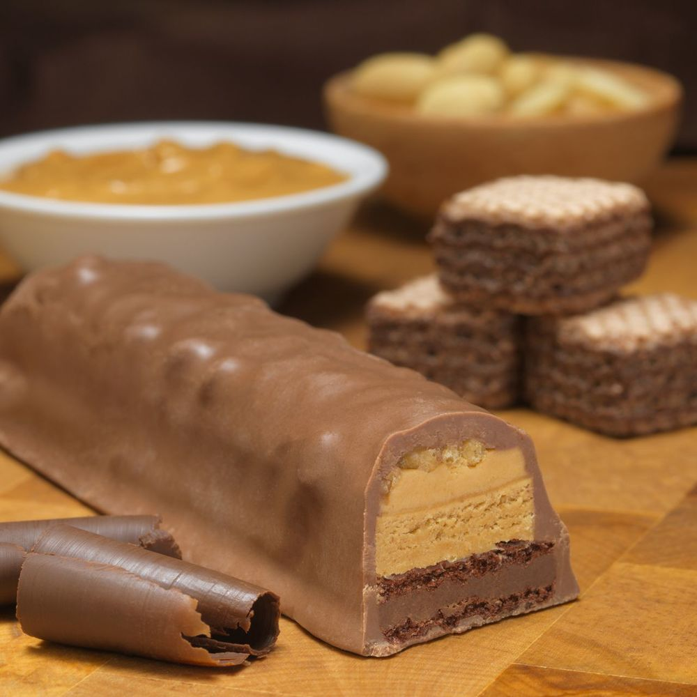 Peanut Butter Chocolate Supreme Protein Bar