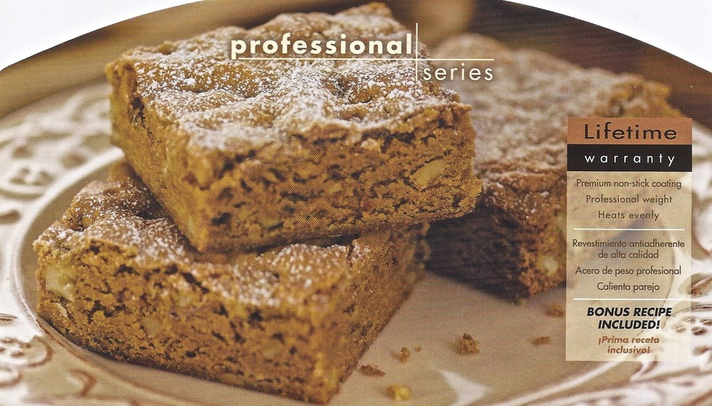 Blondies Brownies