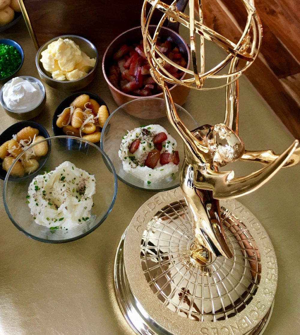 70th Primetime Emmy Awards Governor's Ball Menu