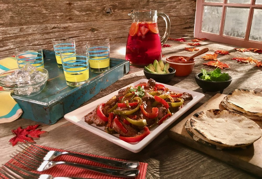 Herbalife® Nutrition Healthy Fajitas