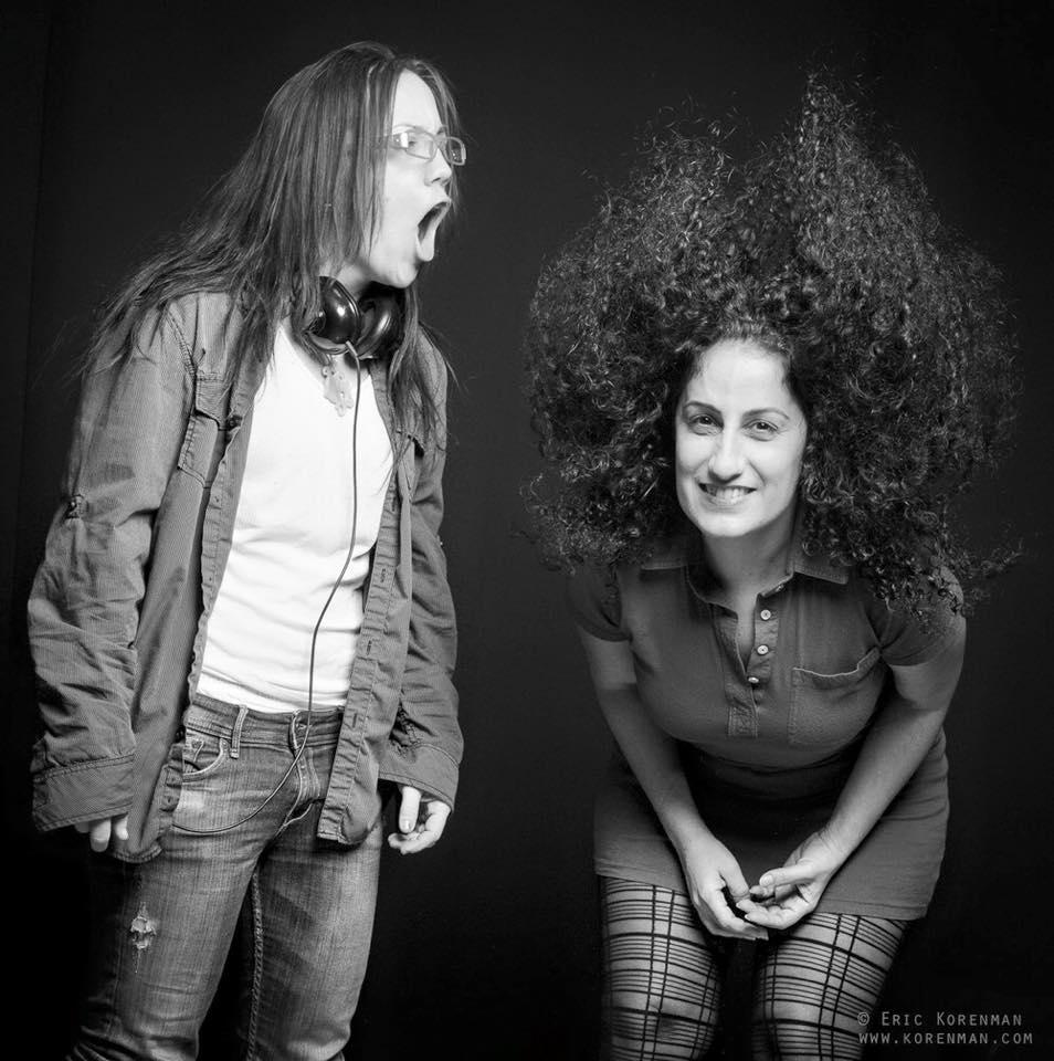 Lauren and Chemda
