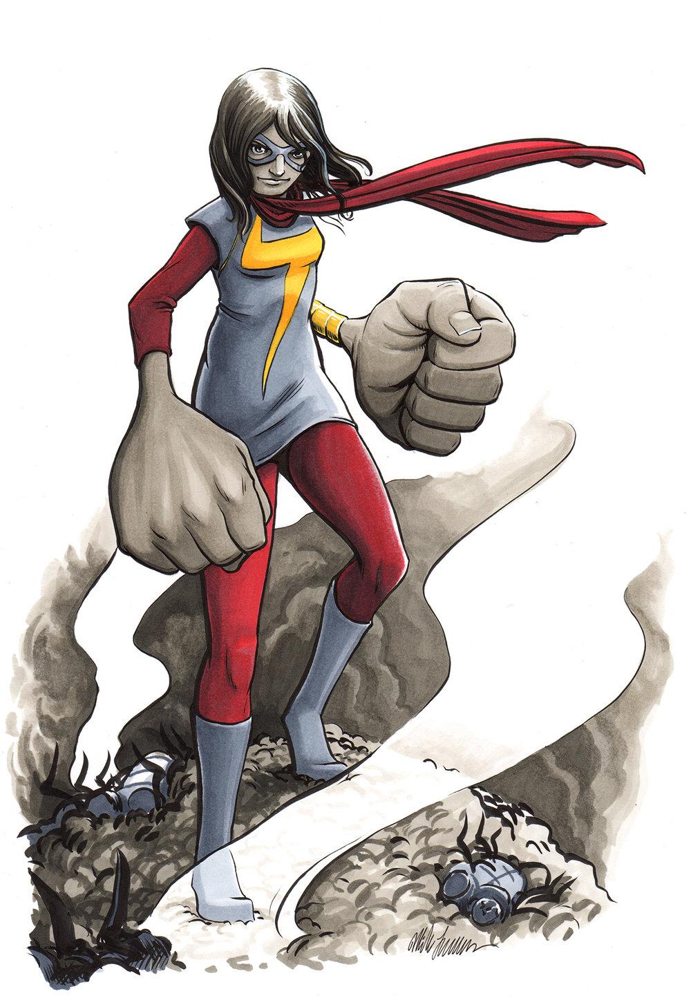 Ms. Marvel SOLD