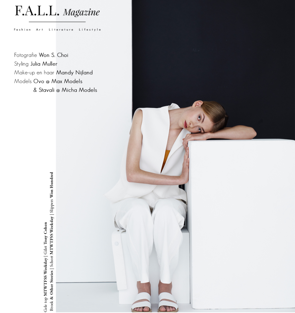 Full editorial published at F.A.L.L. Magazine