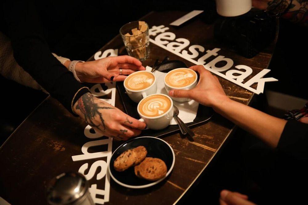 Coffee break bij Caffènation.