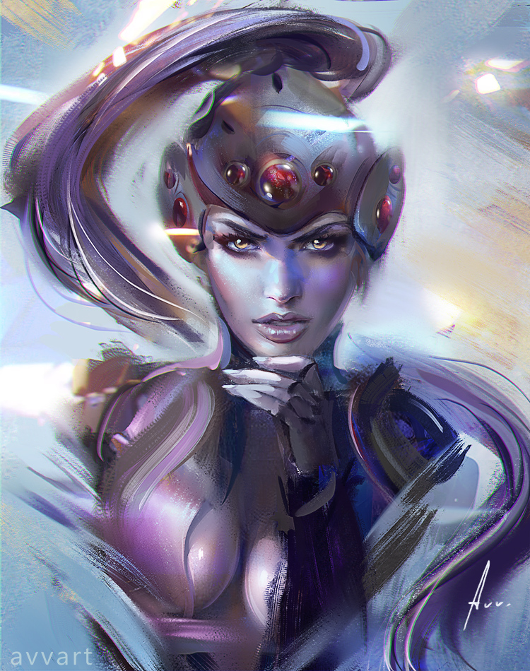 Widow maker by Avvart on DeviantArt