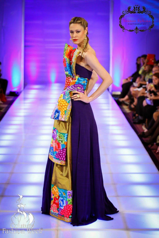 Harumi Mimota - Couture Fashion Week