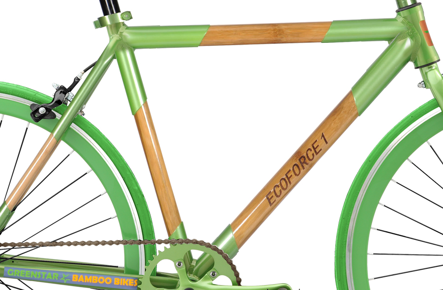 Ecoforce 1 — Greenstar Bikes - Affordable Bamboo Bicycles