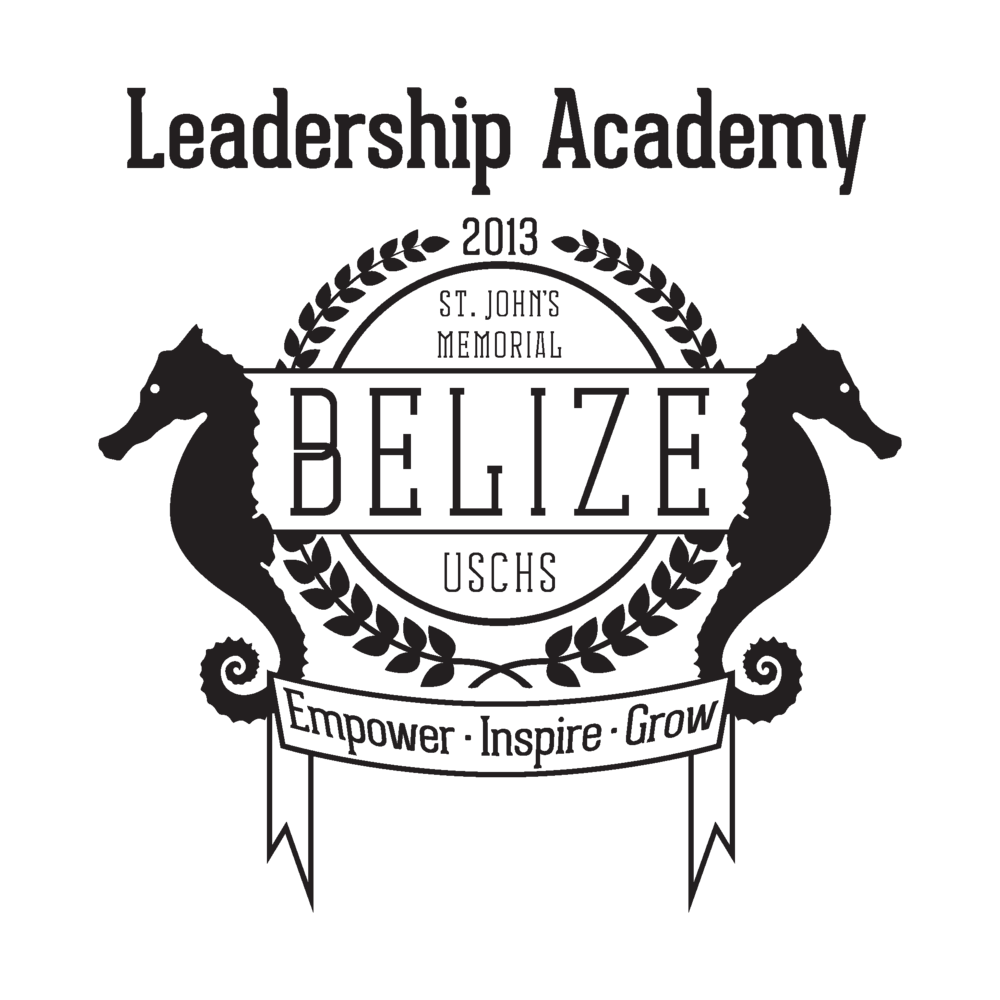 USC Leadership Academy Belize Shirts