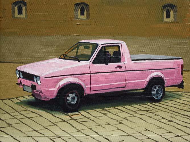 The Little Pink Truck
