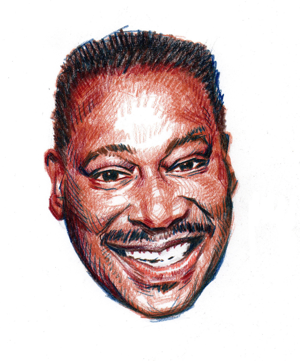 Mr. Luther Vandross