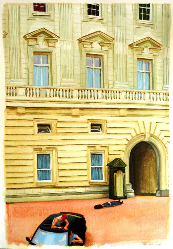 Palatial Guard