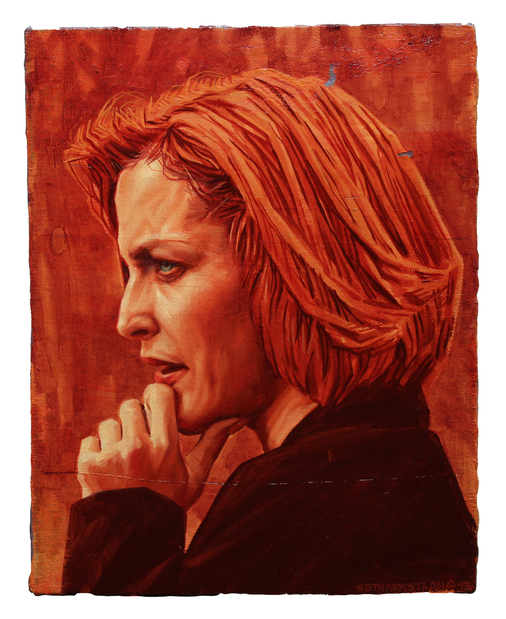 The Enigmatic Dr. Scully