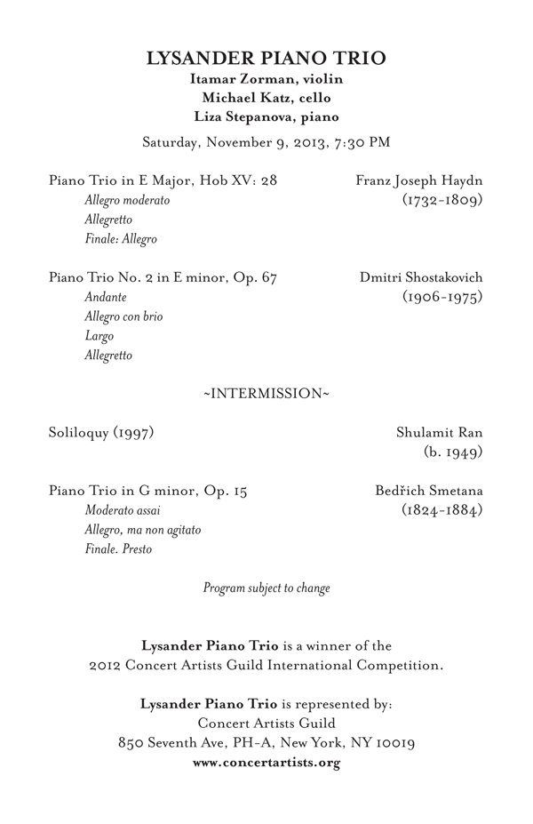 DCS- Lysander Piano Trio Program.png