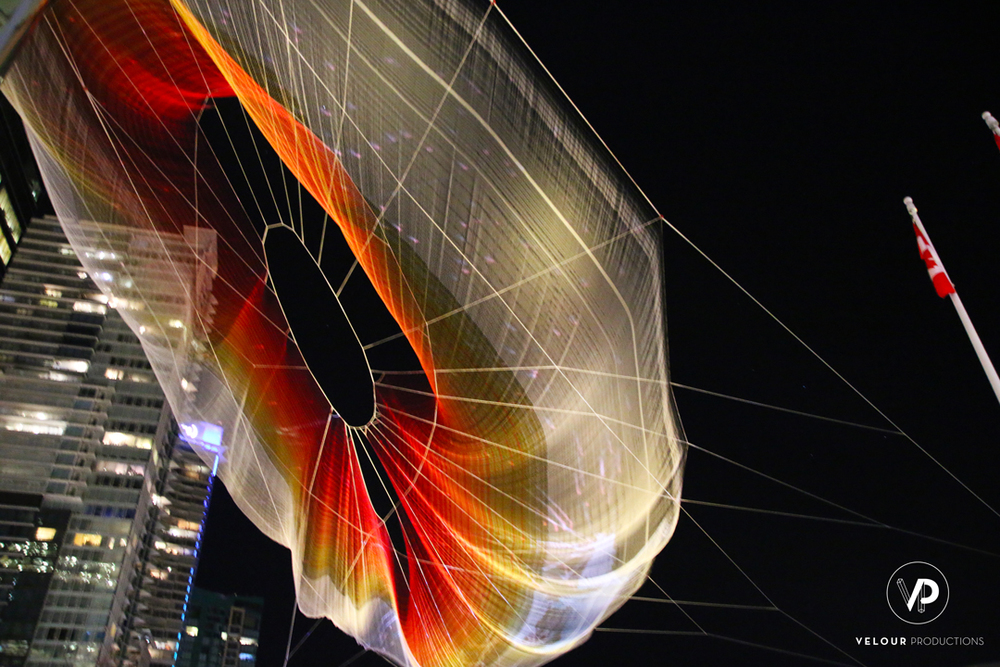 janet echelman unnumbered sparks vancouver