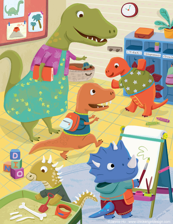 JannieHo_Dinosaurs.jpg