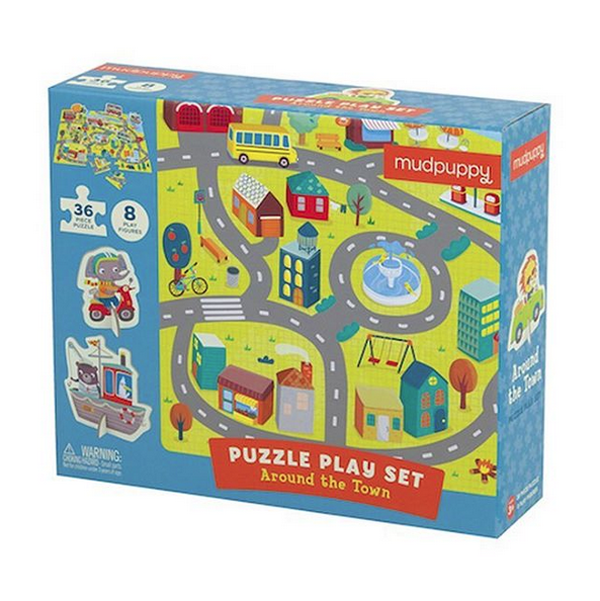 Around the Town Puzzle Play Set. You can find it  here .