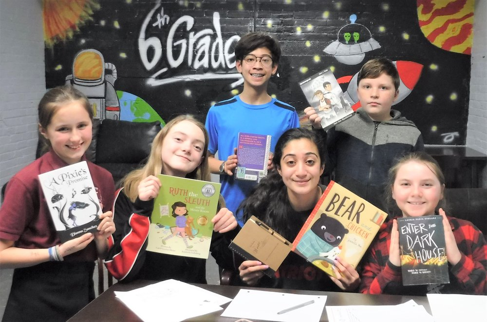 Newspaper Club with Event Books.JPG