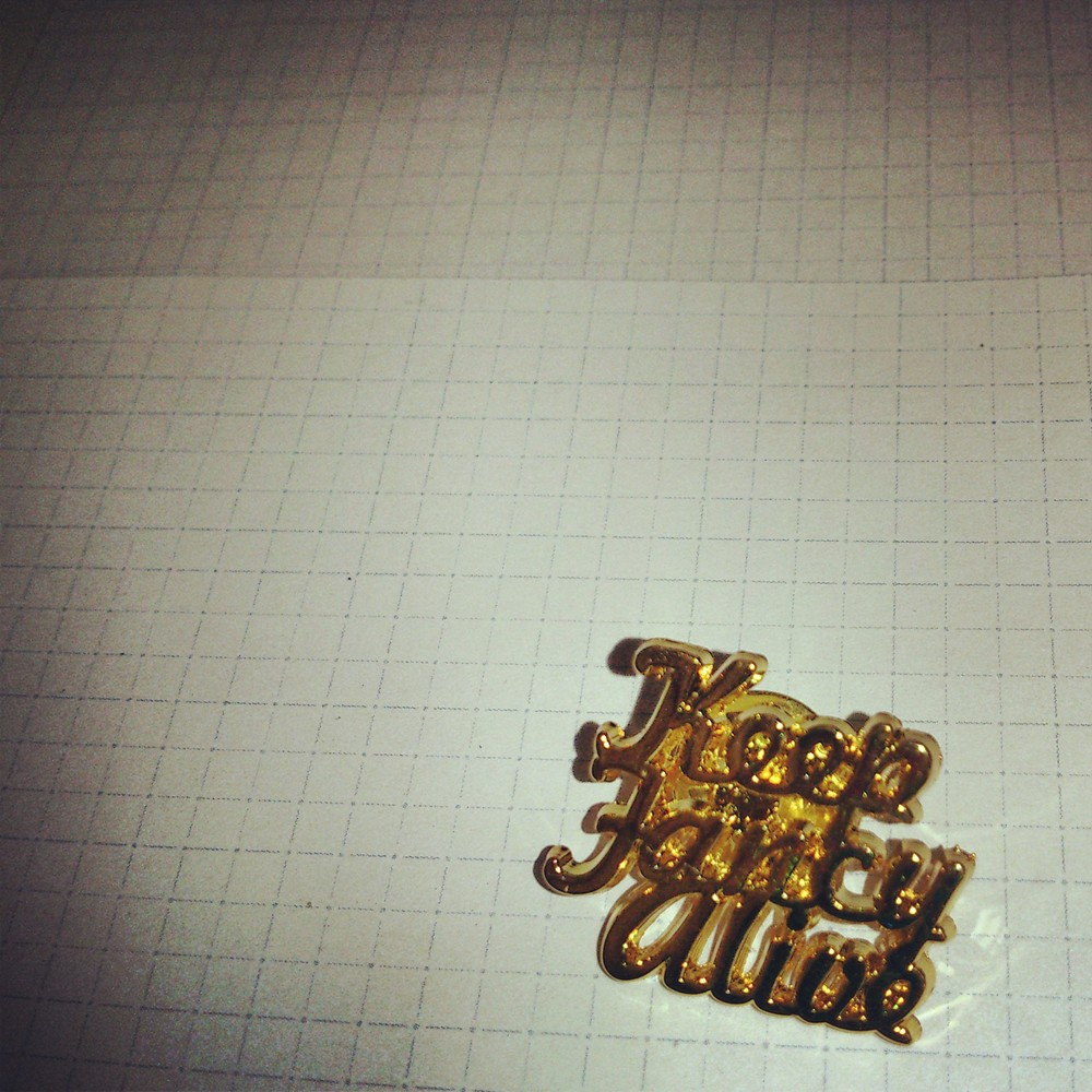 KFA Lapel Pin