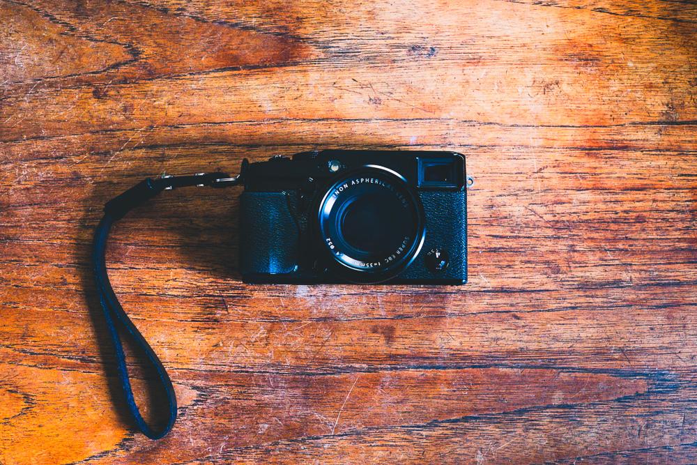 Fuji X-E2 - 23mm f/1.4 lens - © Andrew Newson