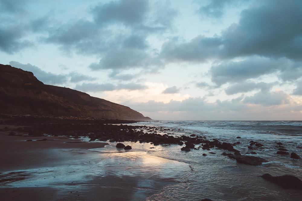 Fairlight Beach © Andrew Newson