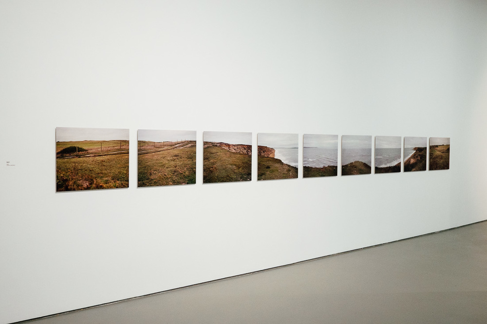 9 piece installation by Richard Billingham