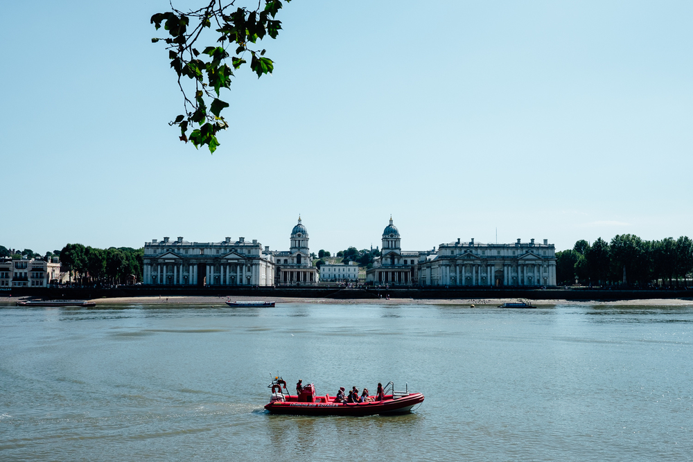 Naval College © Andrew Newson