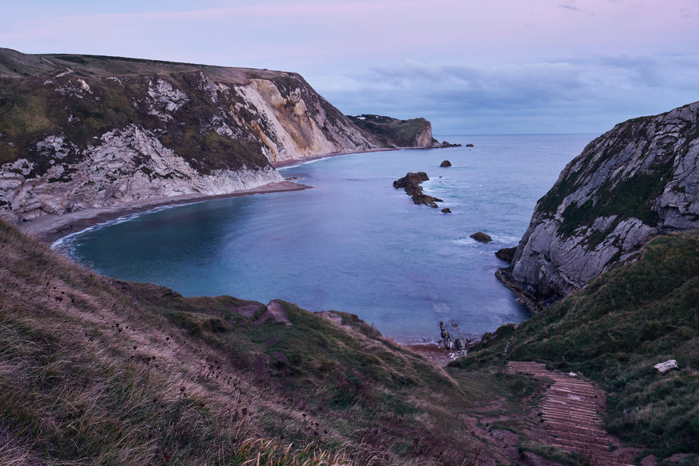 Man O' War Beach, Dorset - © Andrew Newson