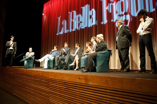 Harry-Otto-Brünjes-and-the-cast-at-the-QA-of-La-Bella-Figura.jpg