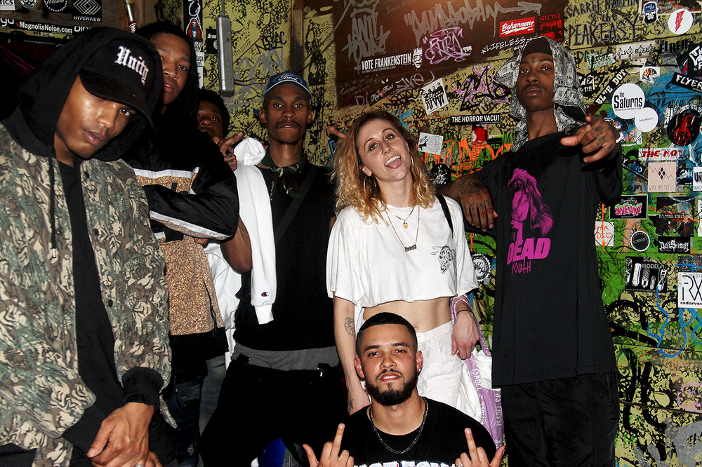 03.17.17 GANG SHIT, The End