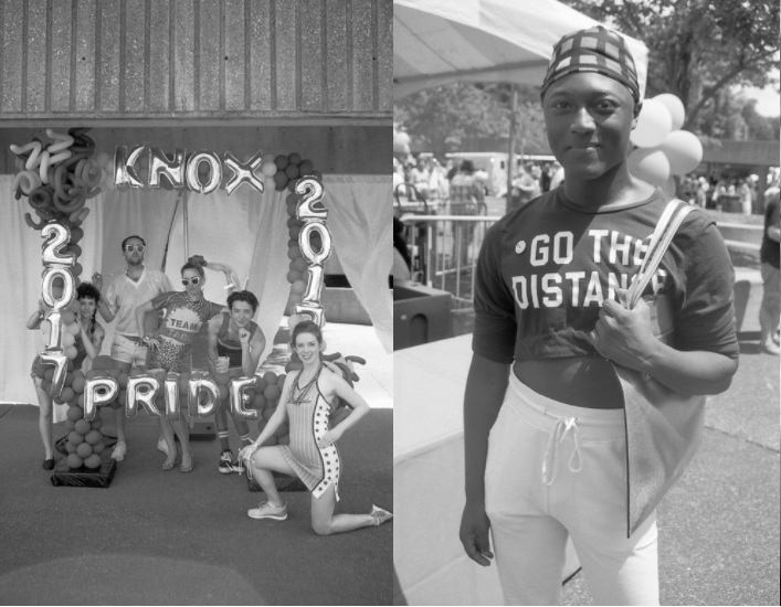 """This is a collection of photos from the short-lived, but much needed, Knox Pride Fest which happened on June 17th in Knoxville, Tenn."