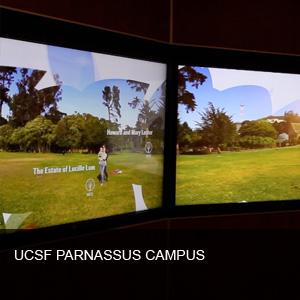 UCSF PARNASSUS CAMPUS