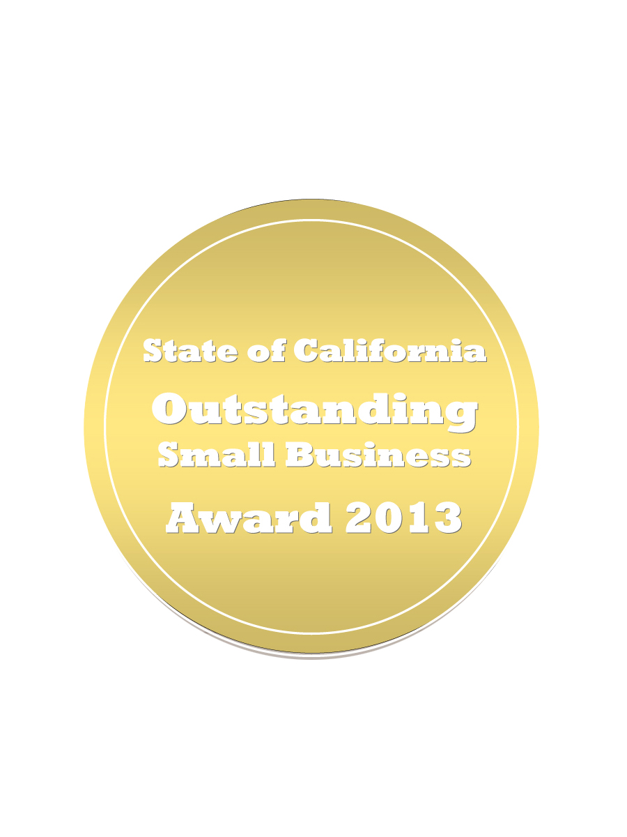 Innovation Education, Inc. is a proud recipient of the 2013 Small Business Award from the State of California.