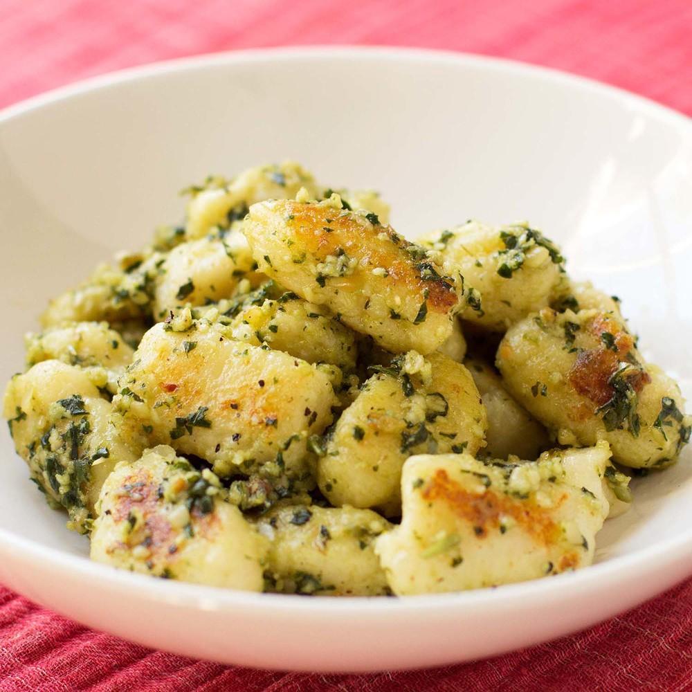 Gnocchi & Pesto