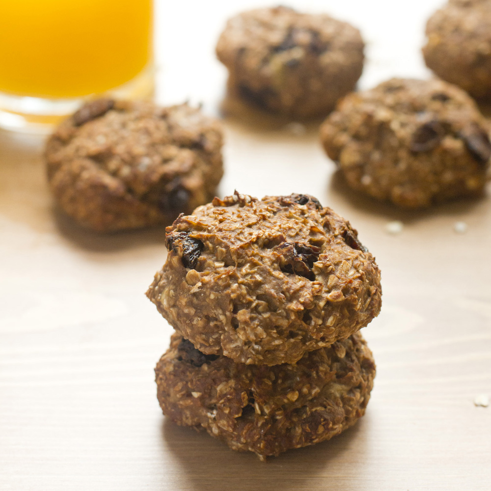 Healthy Protein Banana Cookies