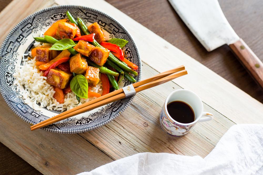 the lovingkind luv cooks tofu stir fry